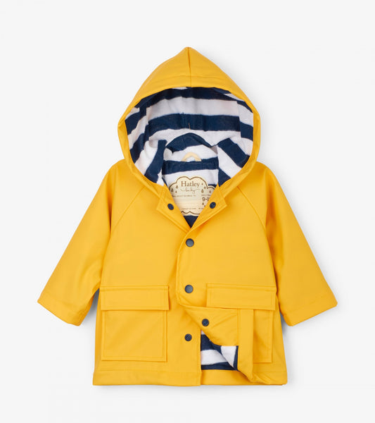 Hatley Baby Raincoat Yellow