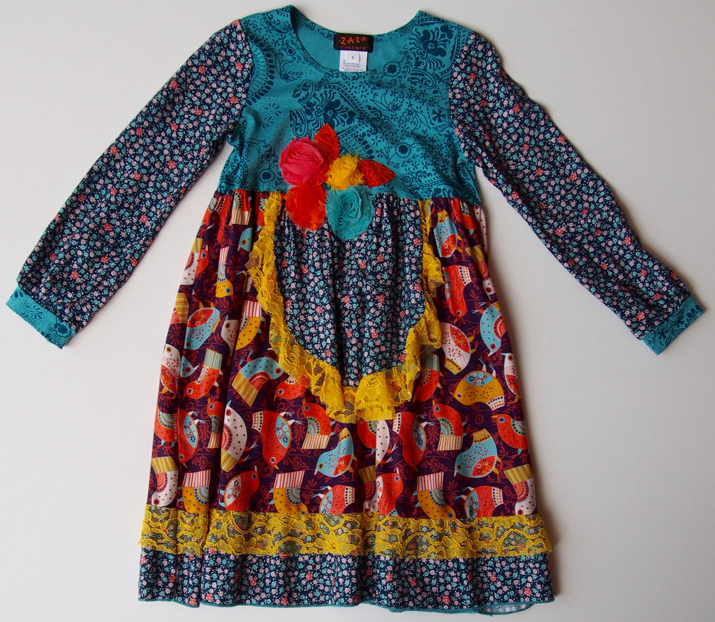 Zaza Birdy Dress