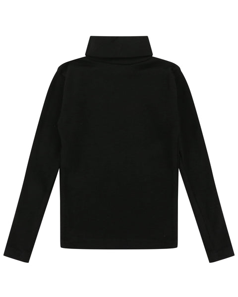Turtle Dove Layering Roll Neck Top