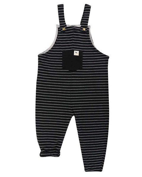 Turtle Dove Easy Fit Overalls