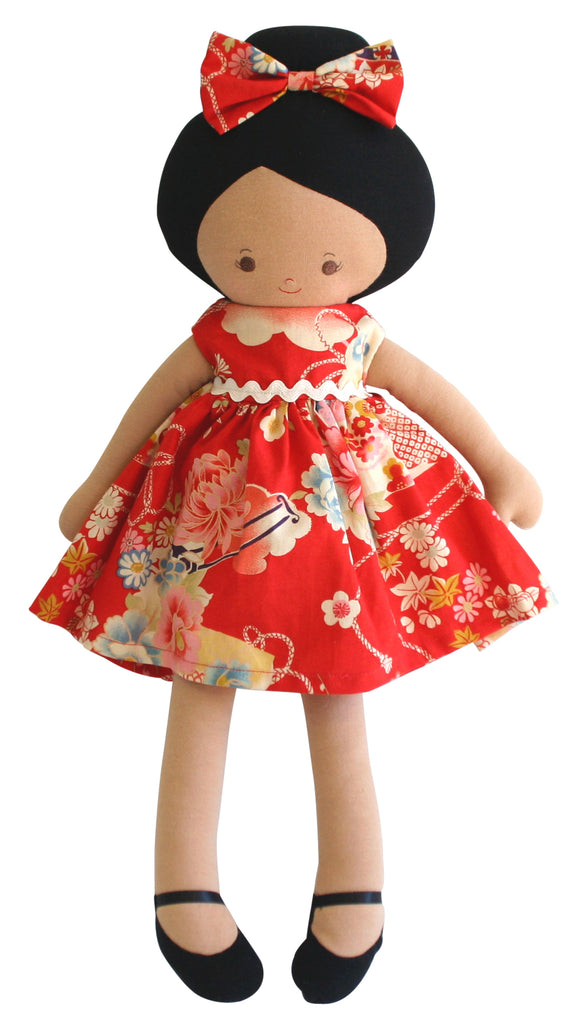 Alimrose Maggie Doll Red