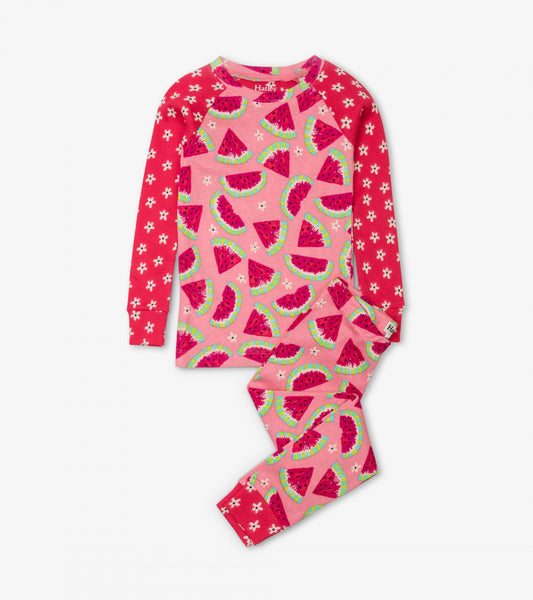 Hatley-Watermelon Slices Organic Cotton PJ's