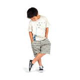 Paper Wings Boy-Cut Off Trackies-Rainbow Rhino