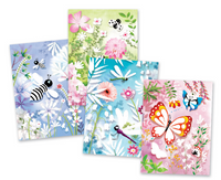 Djeco Butterfly Glitter Boards