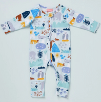 Halcyon Nights Arctic Park Long Sleeve Zipsuit