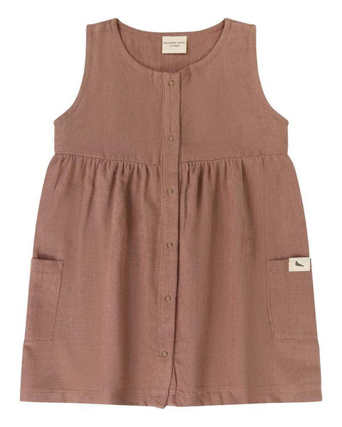 Turtle Dove Cord Dress