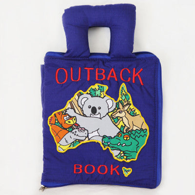 Cloth Book - Outback