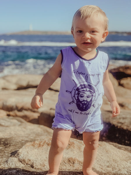 Gypsy Mama Wild Child Baby Rompers
