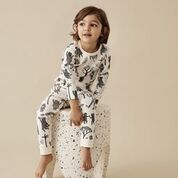Wilson & Frenchy Wild Winter Organic Pyjama Set