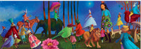 Djeco Puzzle Gallery - Wonderful Walk 350pc