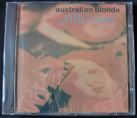 AUSTRALIAN BLONDE - AFTERSHAVE - CD -