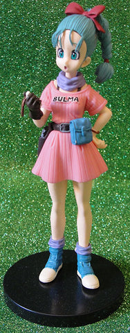 FIGURA BULMA - DRAGON BALL - BOLA DEL DRAGON -