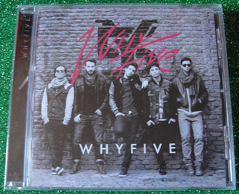 WHY FIVE CD MAXI SINGLE