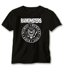 Camiseta Ramonsters