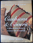CUSHIONS & COVERS - COJINES Y FUNDAS - READER'S DIGEST -