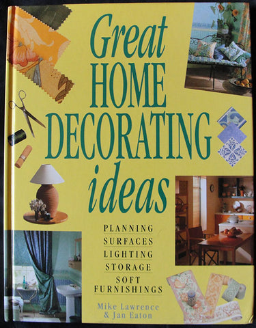 GREAT HOME DECORATING IDEAS - GRANDES IDEAS PARA DECORAR HOGARES - EN INGLES -