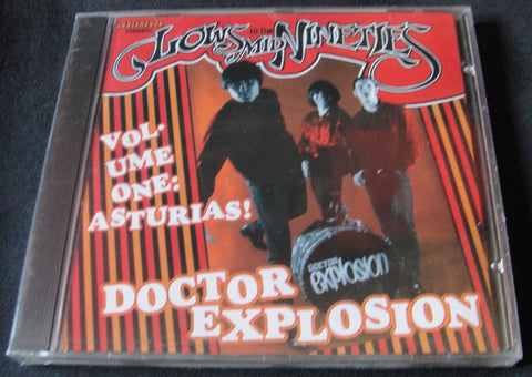 DOCTOR EXPLOSION - LOWS IN THE MID NINETIES CD - SUBTERFUGE RECORDS, 1999