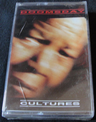 DOOMSDAY - CULTURES - CASETE - GORE RECORDS, 1994 - PRECINTADO -