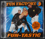 FUN FACTORY - FUN-TASTIC - CD - REGULAR RECORDS, MARLBORO MUSIC, 1995 -
