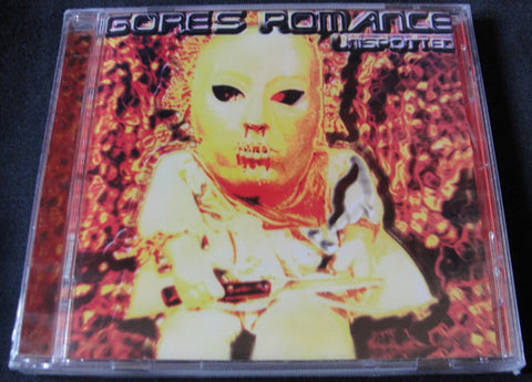 GORES ROMANCE - UNSPOTTED - CD - SOVIET RECORDS, 1998
