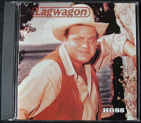 LAGWAGON - HOSS - CD - FAT WRECK CHORDS, 1995 -