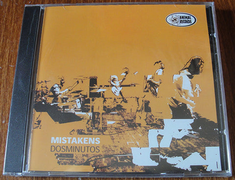 MISTAKENS CD DOS MINUTOS