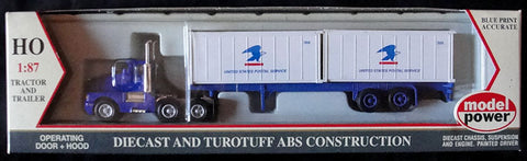 CAMION HO 1:87 MODEL POWER 22001 - UNITED STATES POSTAL SERVICE - DESCATALOGADO -