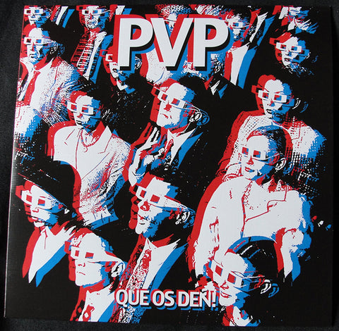 PVP - QUE OS DEN! - SINGLE - MANOLO UVI RECORDS Y SNAP RECORDS, 2019