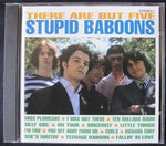 STUPID BABOONS - THERE ARE BUT FIVE - CD -