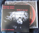 TEENAGE JESUS AND THE JERKS - BEIRUT SLUMP - SHUT UP AND BLEED - CD - RAREZA -