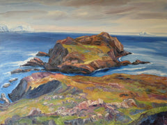 From The Lighthouse:  Ferryland
