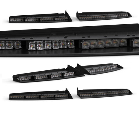 Feniex Fusion Dual Color Front Interior Lightbar