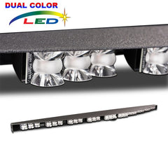 Feniex Apollo DUAL COLOR Rear Interior Lightbar