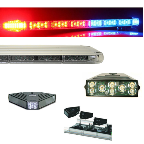 SVP Laser Lightbar - Fully Loaded