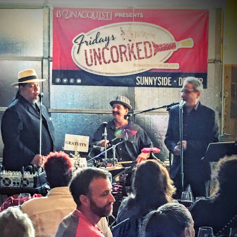 March 3rd - Fridays Uncorked featuring The Trio Fedora Nights