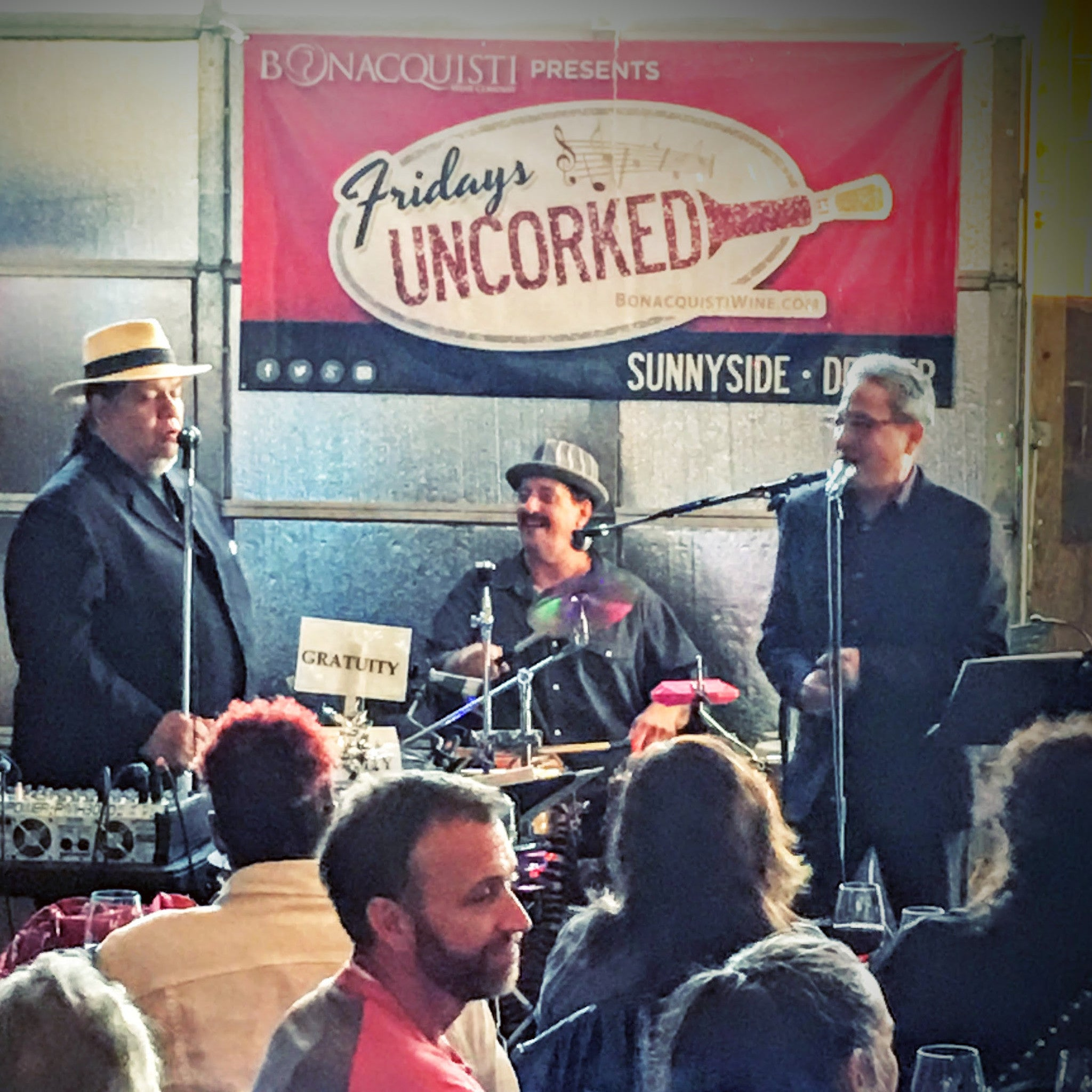 August 26th - Fridays Uncorked featuring Fedora Nights