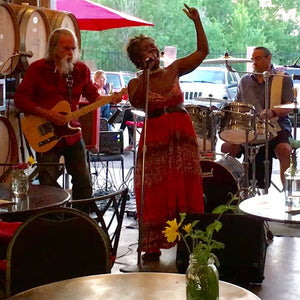 August 5th - Fridays Uncorked featuring The Catfish Kray Blues Band