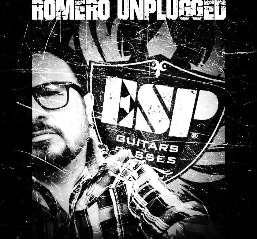 June 10th - Fridays Uncorked featuring Romero Unplugged