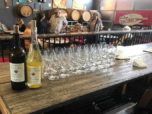 OFFICE SPACE: Luncheons & Meetings at the Winery