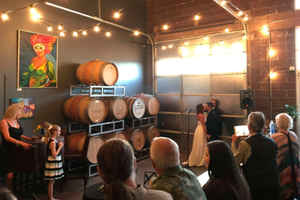 Weddings, Events & Parties at the Winery