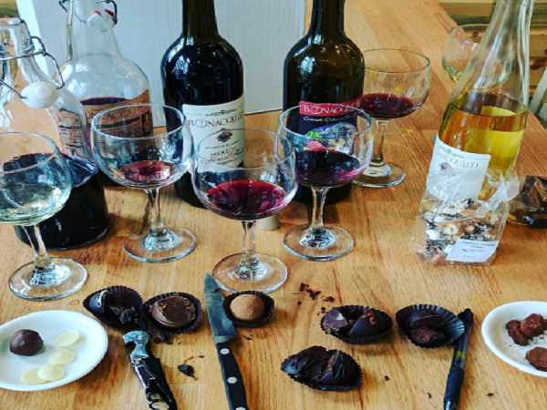 Our Wine & Chocolate Weekend Pairings Announced!