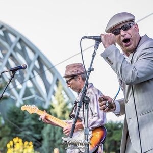 May 13th - Fridays Uncorked featuring the Delta Sonics
