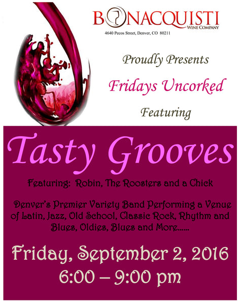 Tasty Grooves Band