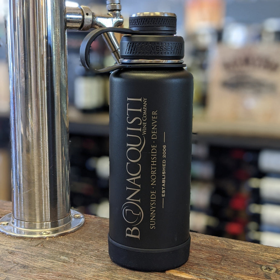 Stainless Steel Logo Growler