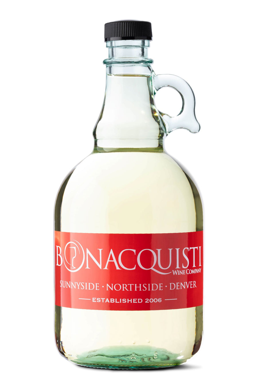 Bonacquisti Wine Growler White Wine