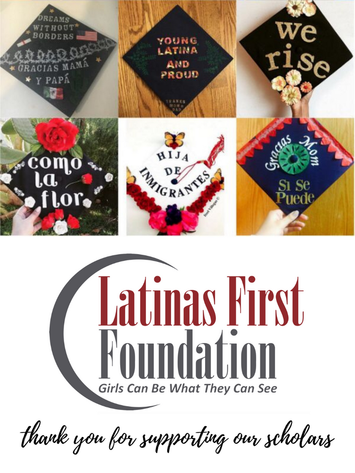 Latinas First Foundation Label