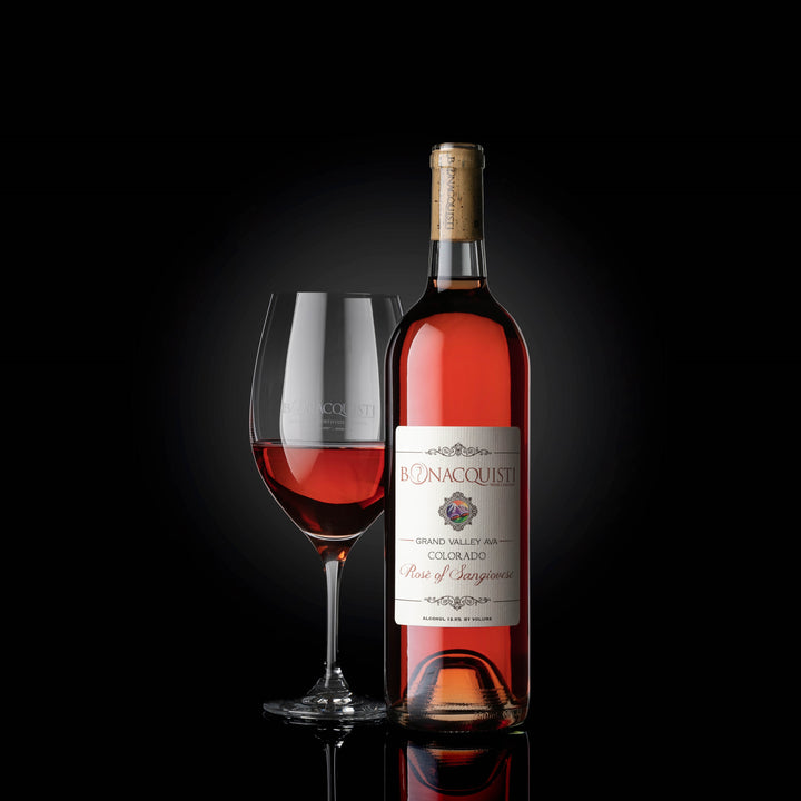 Rose' of Sangiovese