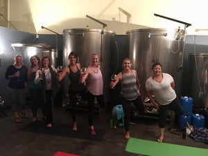 Yoga & Wine with Lora March 21st