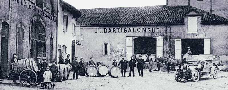 Maison Dartigalongue