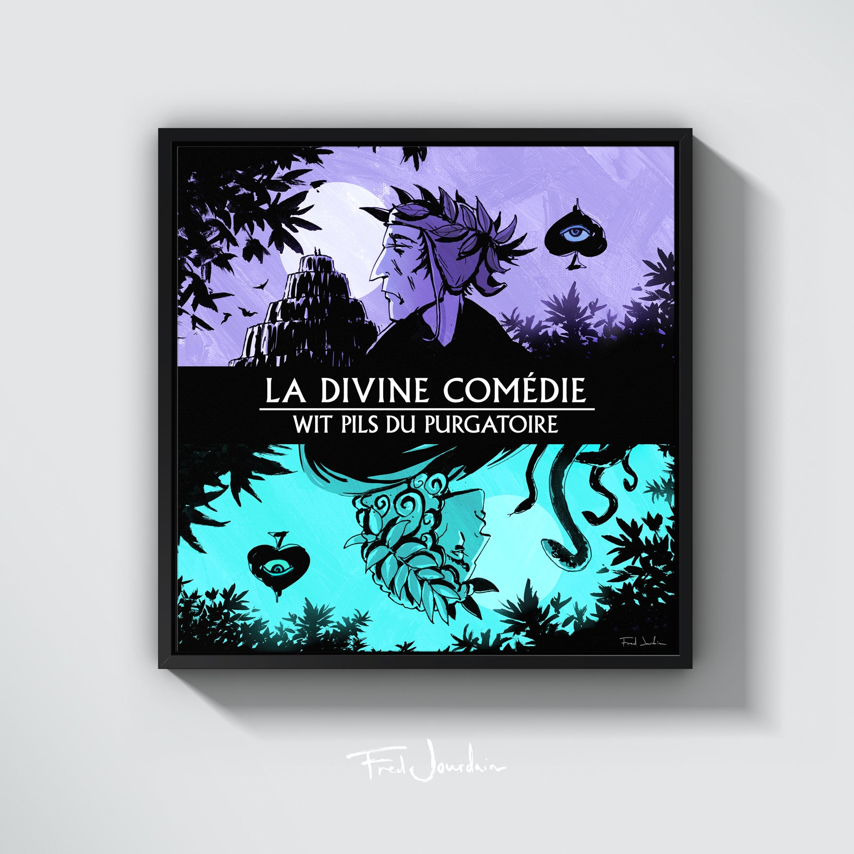 The Divine Comedy - Virgil edition
